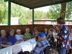 Литературная встреча, посвященная памяти А.С. Пушкина
