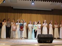 Выступление школы танца Амира.