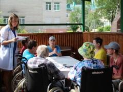 Нейробика в работе с пожилыми людьми