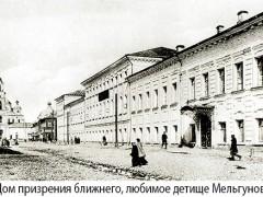Историческая справка об истории благотворительного движения на территории Ярославской области
