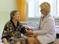 Роль медицинских работников в психологическом сопровождении пожилых людей в условиях дома-интерната